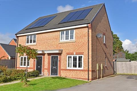 2 bedroom semi-detached house for sale - Rowan Close, Harrogate