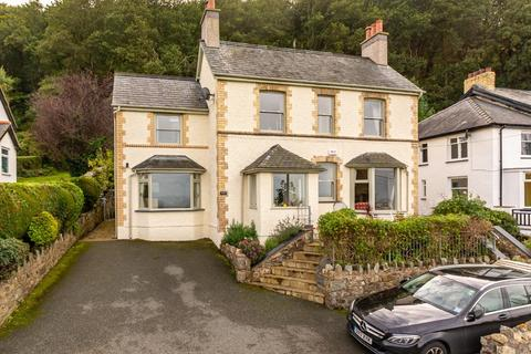 4 bedroom detached house for sale - Conway Old Road, Penmaenmawr, North Wales