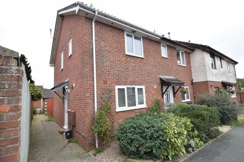 2 bedroom end of terrace house for sale - Linnet Close, Weymouth