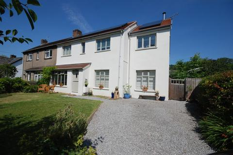 4 bedroom semi-detached house to rent - Factory Road, Llanblethian, Cowbridge, Vale of Glamorgan, CF71 7JD