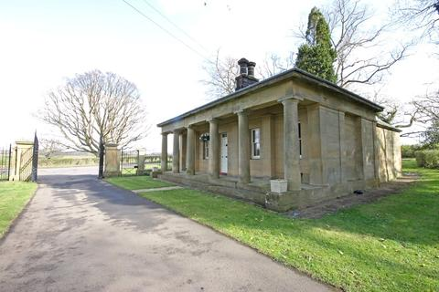 2 bedroom detached house to rent - The Lodge, Mitford Hall, Mitford, Morpeth, NE61
