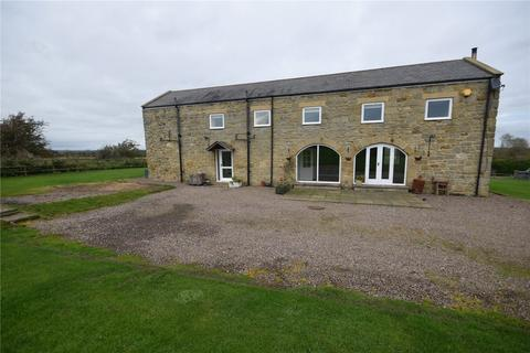 3 bedroom detached house to rent - West Coldside Barn, Mitford, Morpeth, Northumberland, NE61