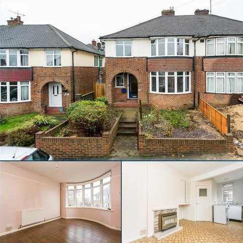 3 bedroom semi-detached house for sale - Welbeck Avenue, Tunbridge Wells