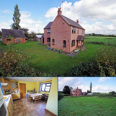 3 bedroom detached house for sale - Bustomley Lane, Leigh