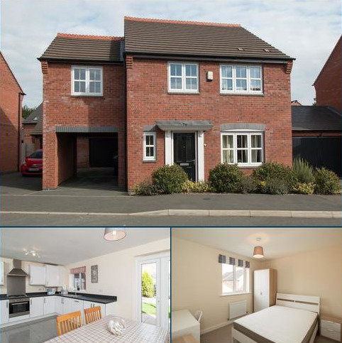 4 bedroom detached house to rent - Howard Drive, Kegworth