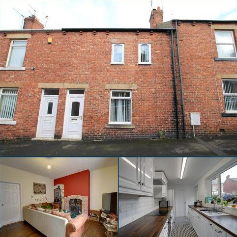 2 bedroom terraced house for sale - Roseberry Street, Beamish, Stanley, DH9