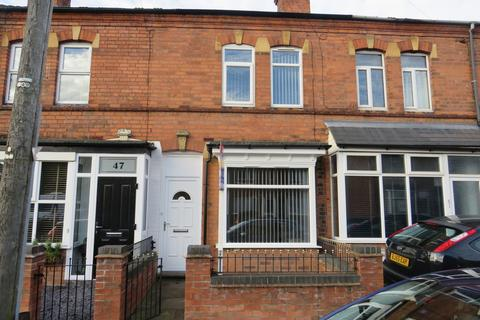 2 bedroom terraced house to rent - Riland Road, Sutton Coldfield
