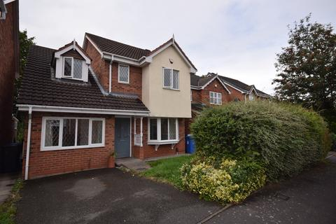4 bedroom detached house to rent - Dewchurch Drive, Sunnyhill, Derby