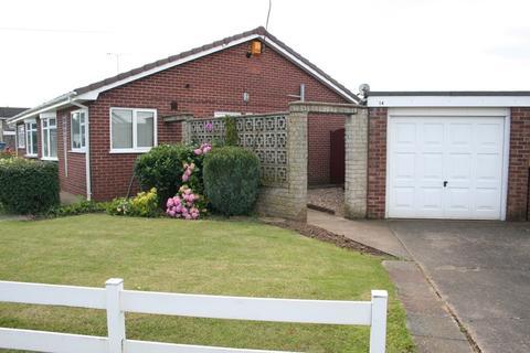 2 bedroom semi-detached bungalow to rent - Coniston Way, Goole