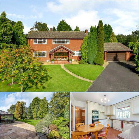 4 bedroom detached house for sale - The Evergreens, Sheriffhales, Shifnal, Shropshire