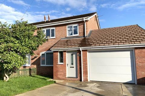 3 bedroom semi-detached house to rent - Westward Place Bridgend CF31 4XA