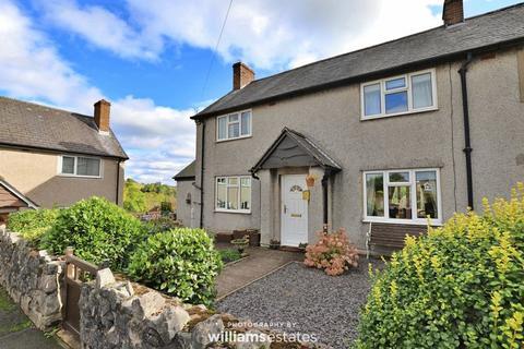 3 bedroom semi-detached house for sale - Bro Alwen, Llanfihangel Glyn Myfyr