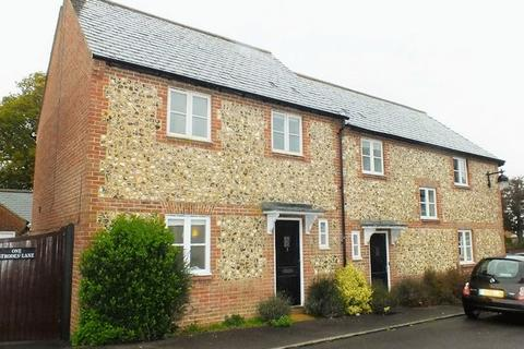 3 bedroom end of terrace house to rent - Strodes Lane, Charlton Down, Dorchester