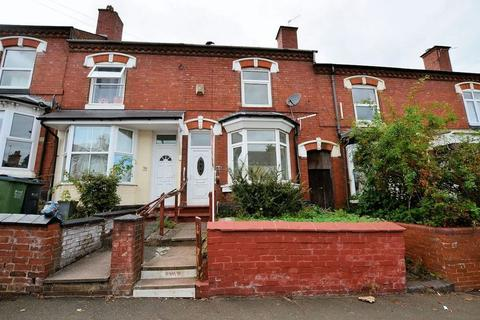 3 bedroom terraced house for sale - Pargeter Road, Bearwood