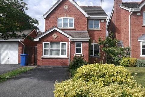 4 bedroom detached house to rent - Avondale Crescent, Wrexham