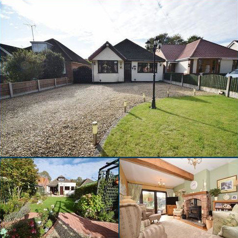 3 bedroom detached bungalow for sale - Broad Lane, Essington, Wolverhampton