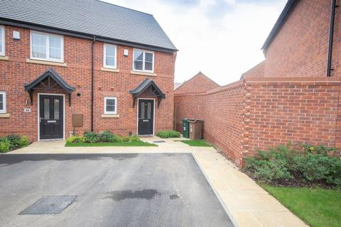 2 bedroom semi-detached house to rent - Ludlow Road, Derby