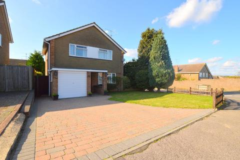 4 bedroom detached house for sale - Turnpike Drive, Warden Hills, Luton, Bedfordshire, LU3 3RA
