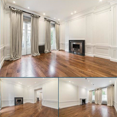 5 bedroom house to rent - Upper Wimpole Street, Marylebone, London, W1G