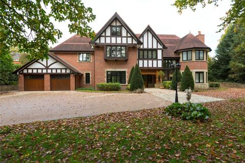 6 bedroom detached house for sale - Rappax Road, Hale, Altrincham, Cheshire, WA15