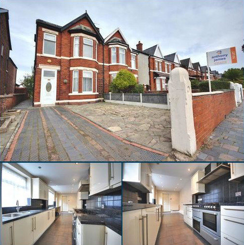 4 bedroom semi-detached house to rent - Chester Road, Southport