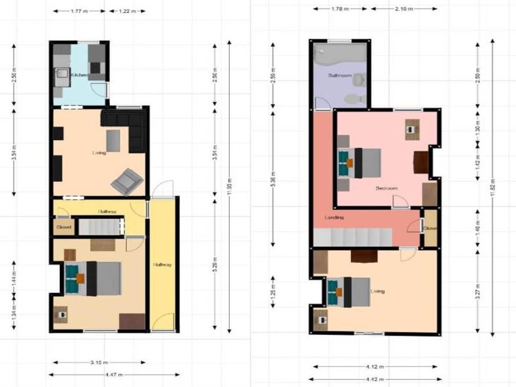 Floorplan: Combined