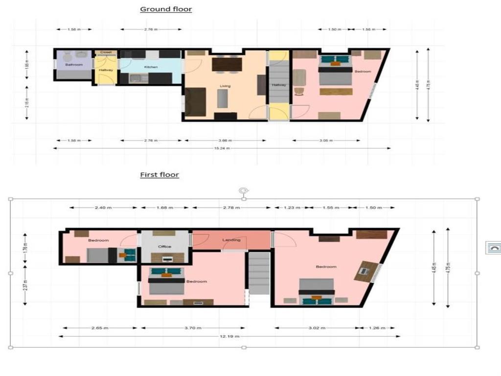Floorplan: 22 Langley Street   Combined