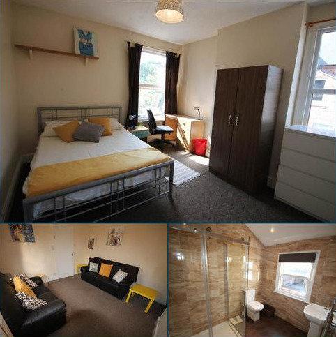 5 bedroom terraced house to rent - Arthur Street, Derby,