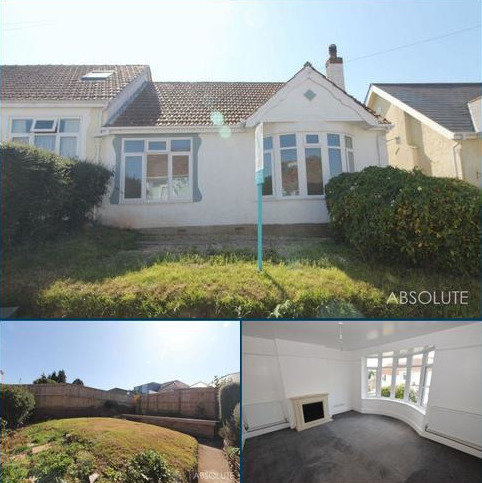 2 bedroom semi-detached bungalow to rent - Elm Park, Paignton