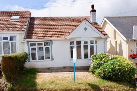 2 bedroom semi-detached bungalow to rent - Elm Park, Paignton