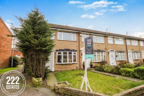 3 bedroom end of terrace house to rent - Dorchester Road, Great Sankey, Warrington, WA5
