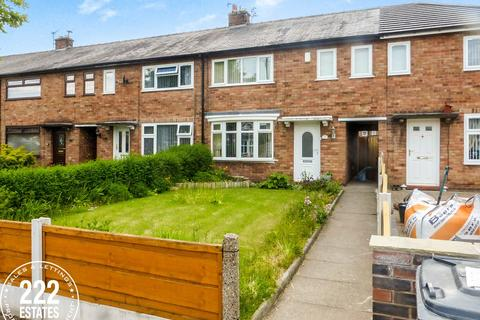 3 bedroom terraced house to rent - Cotswold Road, Warrington, WA2