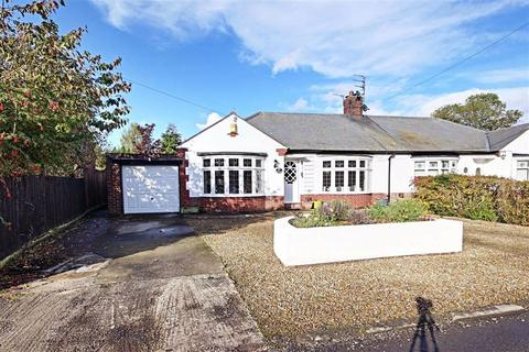 2 bedroom semi-detached bungalow for sale - The Crescent, Cleadon Sunderland, Tyne And Wear