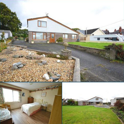 4 bedroom detached bungalow for sale - Llechryd