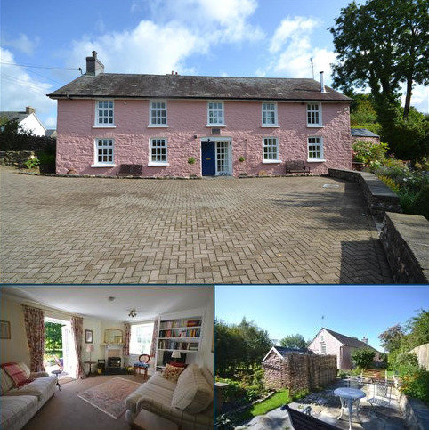 5 bedroom detached house for sale - Llanllwni