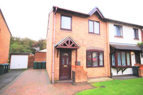 3 bedroom semi-detached house to rent - Glenmore Drive, Coventry, CV6
