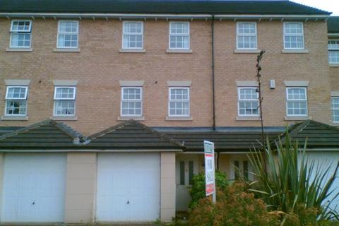 3 bedroom house to rent - AUCTIONEERS WAY TOWN CENTRE NN1