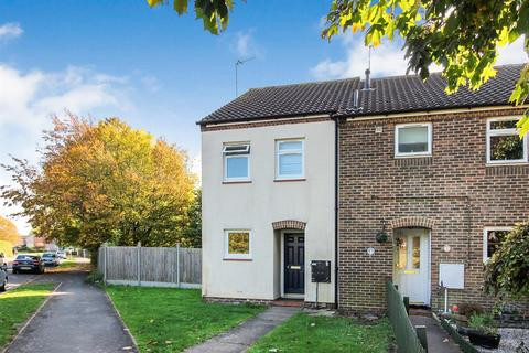 2 bedroom end of terrace house to rent - Ailward Road, Aylesbury