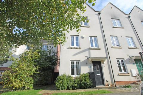 3 bedroom townhouse for sale - St Helena Avenue, Bletchley, Milton Keynes, MK3