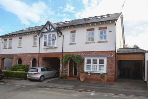 3 bedroom semi-detached house for sale - Moss Lane, Alderley Edge, SK9
