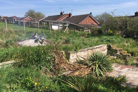 Land for sale - Holburn Row, Tean,
