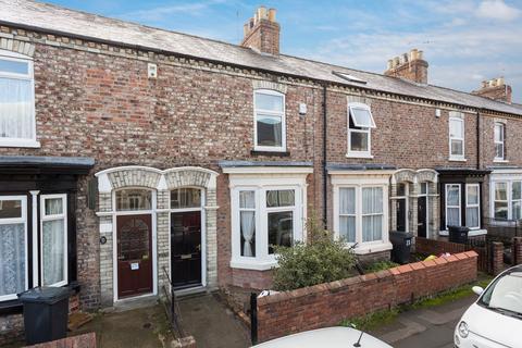 2 bedroom terraced house for sale - Stanley Street, York, YO31