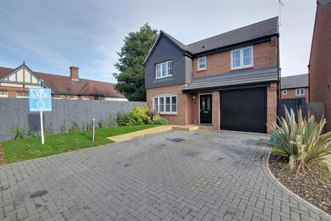 4 bedroom detached house for sale - Pearl Brook Avenue, Stafford, ST16 3WJ