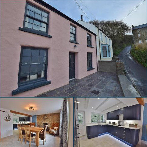 3 bedroom cottage for sale - Waltern Hill, Little Haven, Haverfordwest