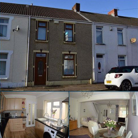 3 bedroom terraced house for sale - Hill Street, Swansea, SA1