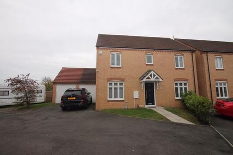 4 bedroom detached house for sale - Barberry, Coulby Newham, Middlesbrough