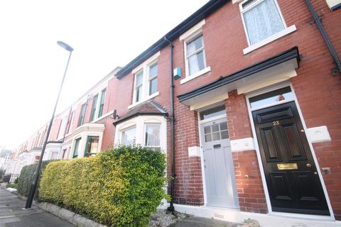5 bedroom terraced house to rent - Albermarle Avenue, High West Jesmond