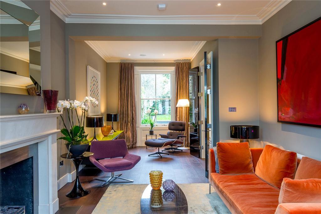 5 Bedrooms Terraced House for sale in Aspley Road, Wandsworth, London, SW18