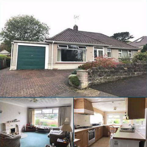 3 bedroom detached bungalow for sale - Glynderwen Close, Swansea, SA2