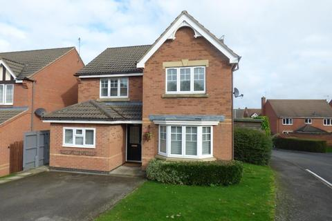 4 bedroom detached house to rent - Fern Ley Close, Market Harborough